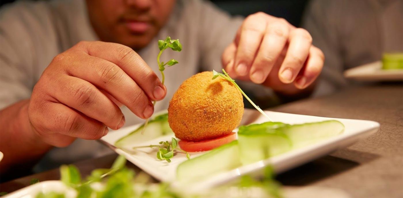 Indian food preparation